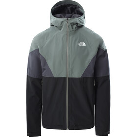 The North Face Lightning Jacket Men, asphalt grey/agave green
